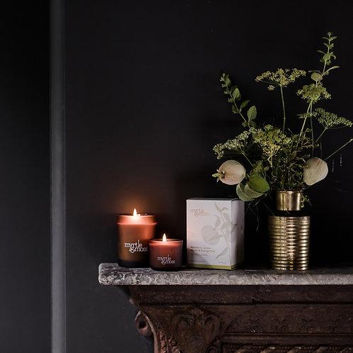 Myrtle & Moss Mandarin Candle
