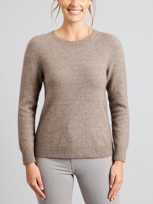 Merino Snug Duffy Sweater Cobblestone