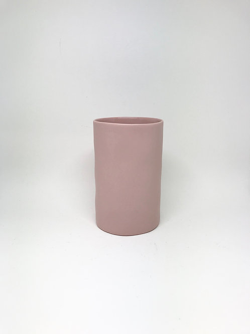 Small Pink Cloud Vase