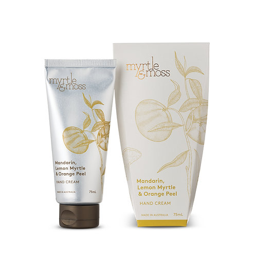 Myrtle & Moss Hand Cream Citrus 75ml