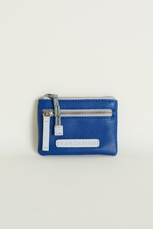 Nancybird Summit Purse Ultramarine