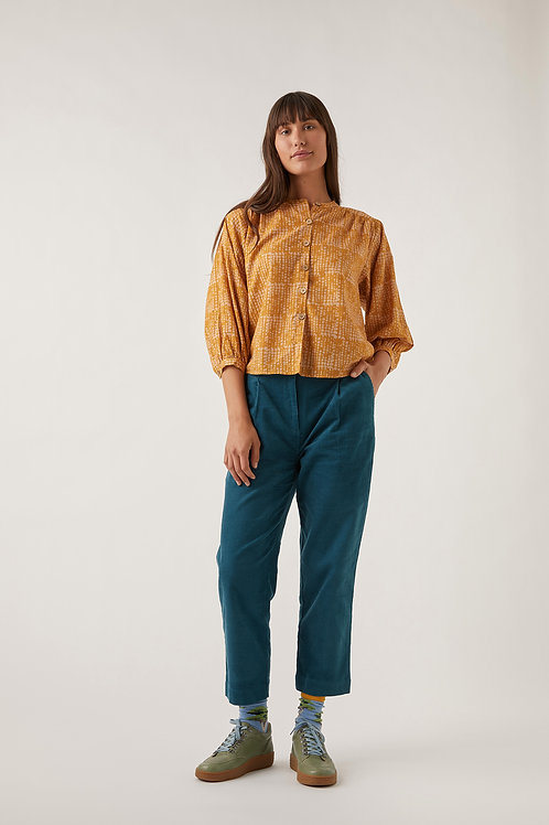 Nancybird Sterling Pant in Teal