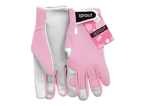 Ladies Garden Gloves Pink