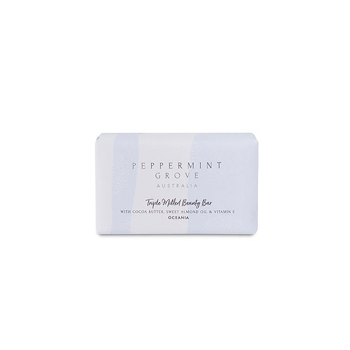 Peppermint Grove Oceania Beauty Bar 200g