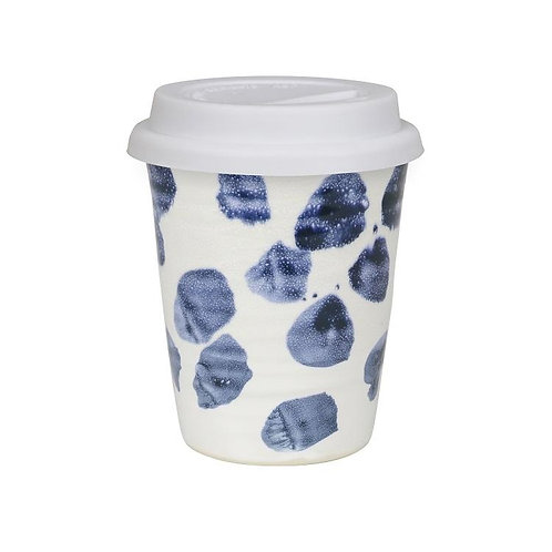 Large Travel Cup Dots