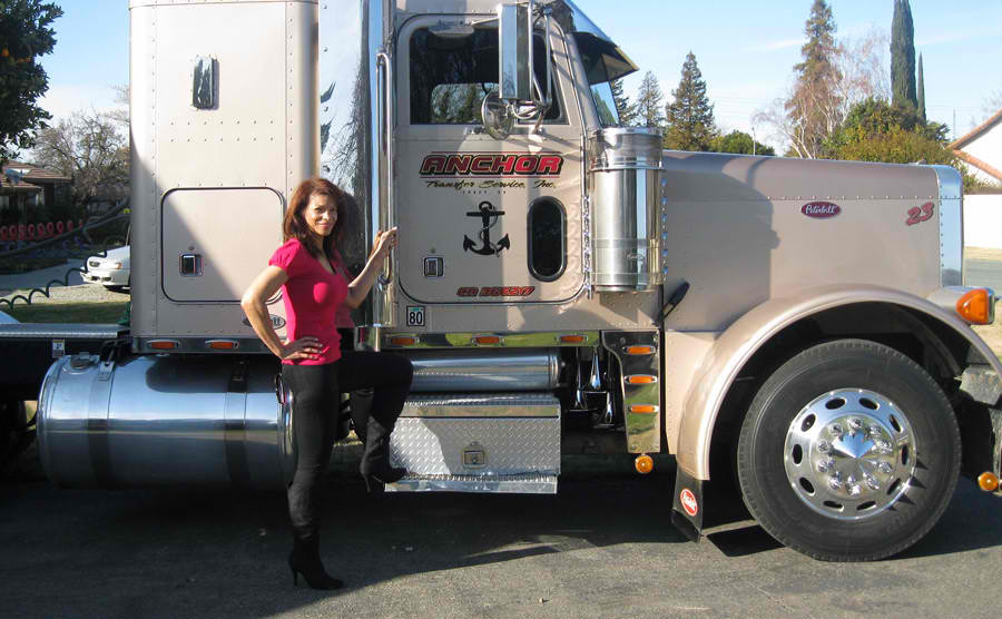 Owner Operator Moving Freight Broker Load