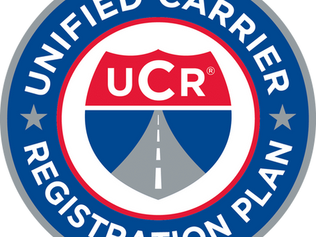 Understanding The UCR Registration  Plan