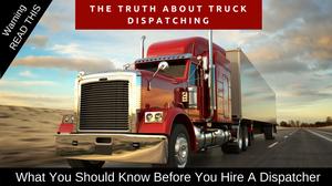 Freight Dispatchers