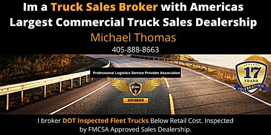 Truck Broker Sales
