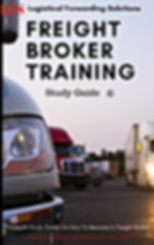 Freight Broker Training School Manual