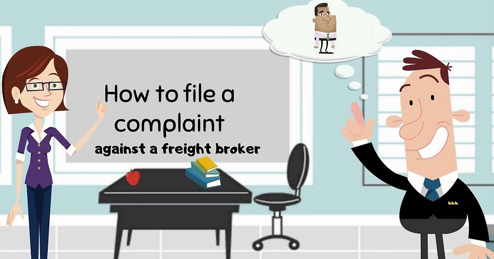 How To File A Complaint Against A Freight Broker