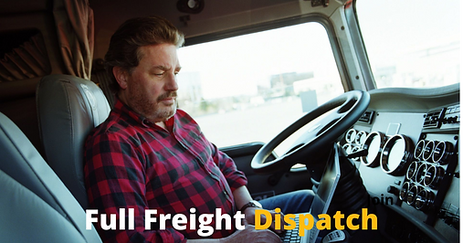 Truck freight Dispatch Services