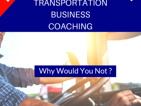 Why You Should Get Business Coaching With Your Trucking Company And Freight Broker Business