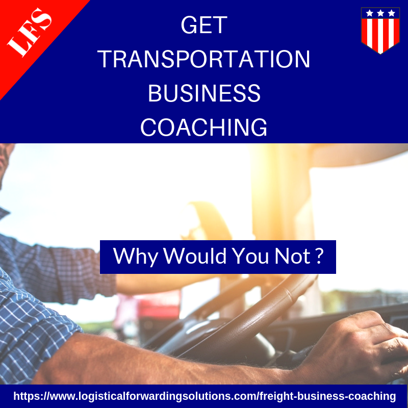 Transporation Business Coaching
