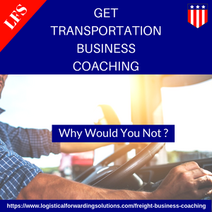 Transporation Business Coaching