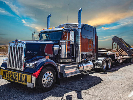 9 Factors To Consider When Contracting A Heavy Haul Trucking Company.