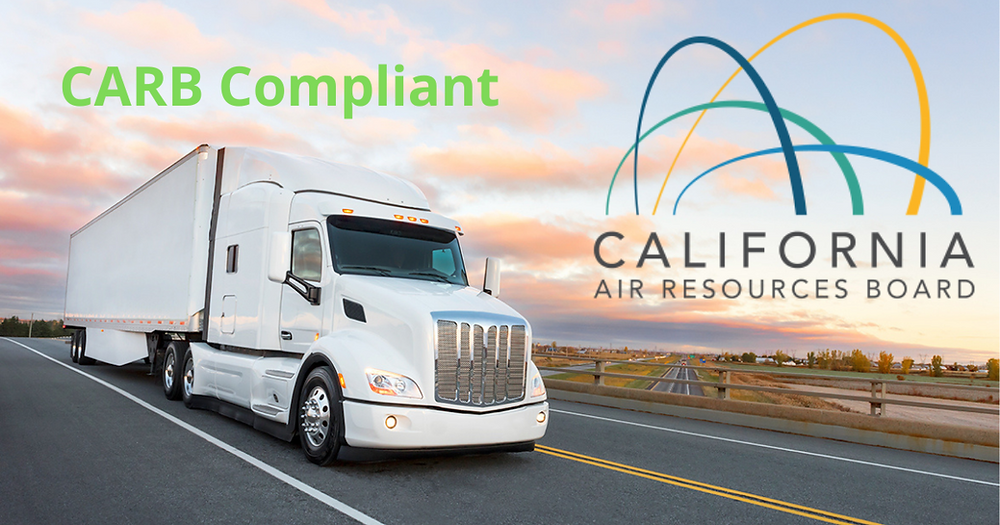 How To Become Carb Compliant For California Freight Loads