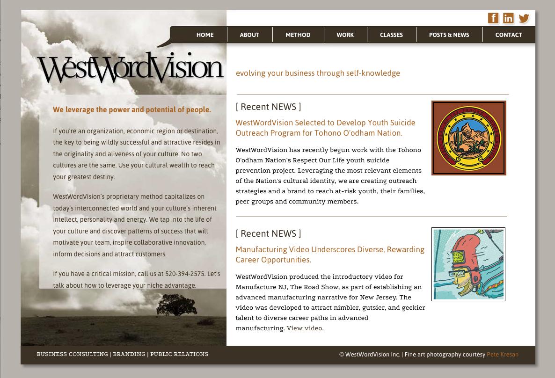 WestWord Vision