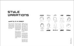Typography 2 : Type variations