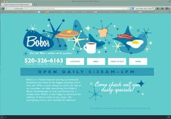Web Design: Restaurant Site