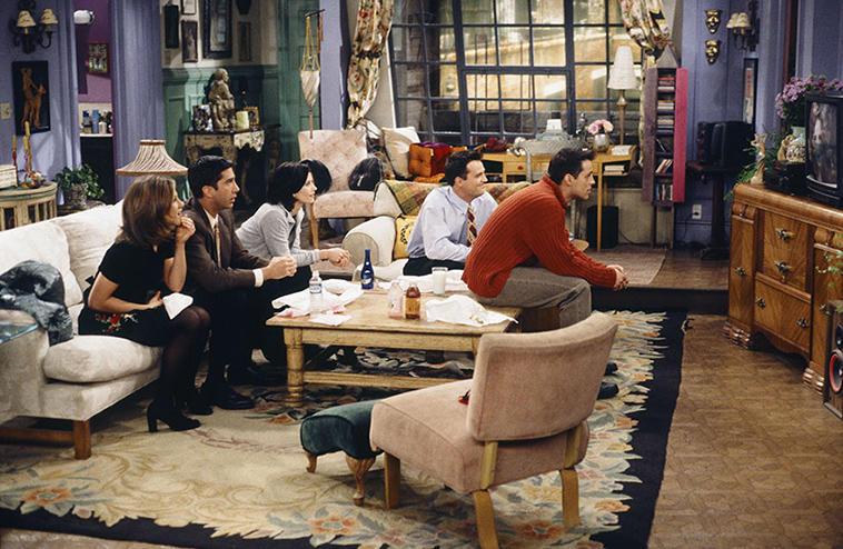 Friends Livingroom