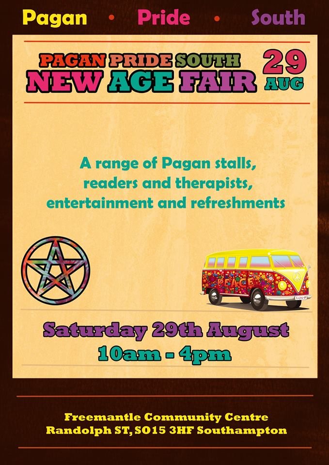 Pagan Pride South New Age Fair