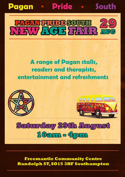 Pagan Pride South New Age Fair