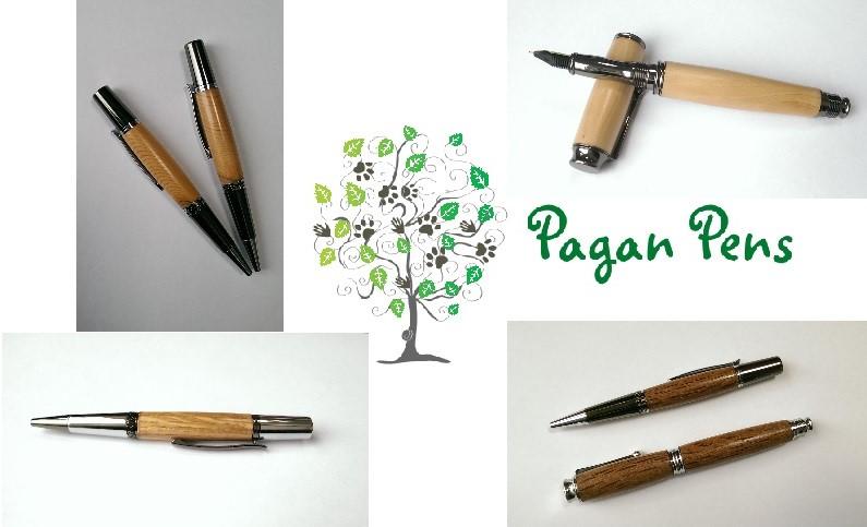 Pagan Pens