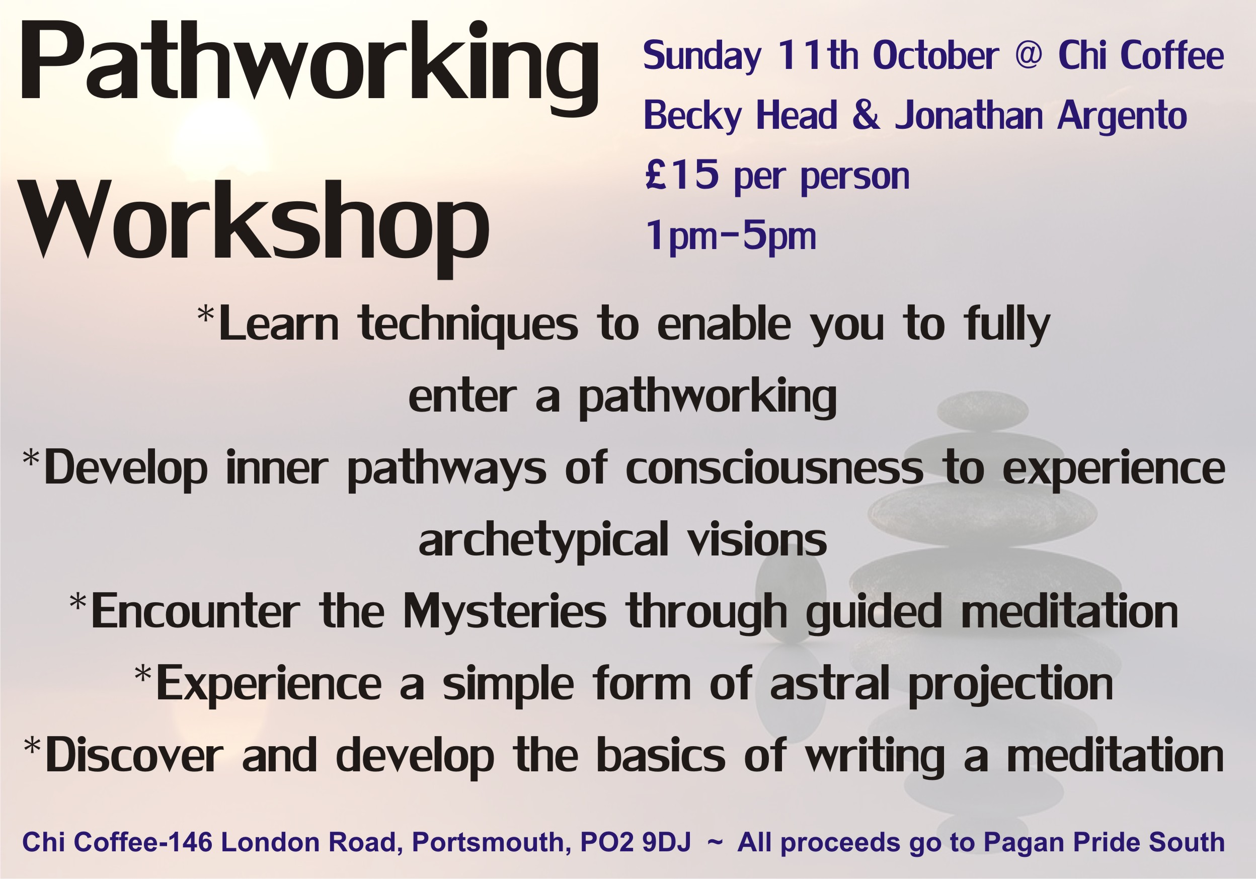 Pathworking Workshop