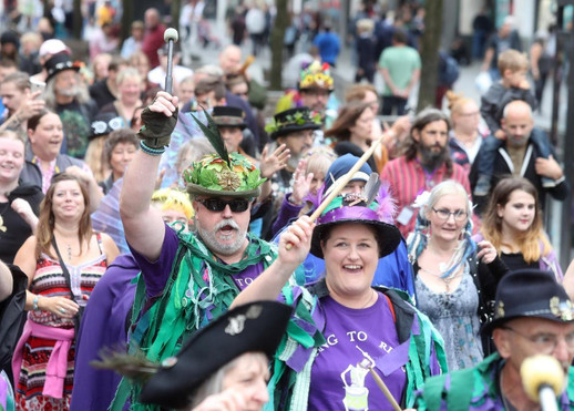 Pagan Pride south 2018