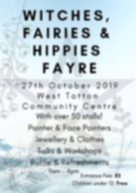 Pagan Pride South witches Fairies & Hipp