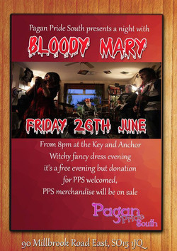 bloody mary gig