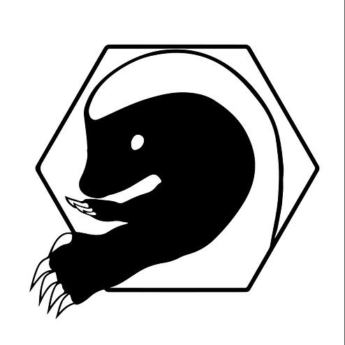 Honigdachs Logo
