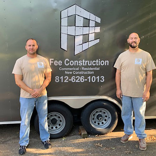 Josh & Jared Fee of Fee Construction