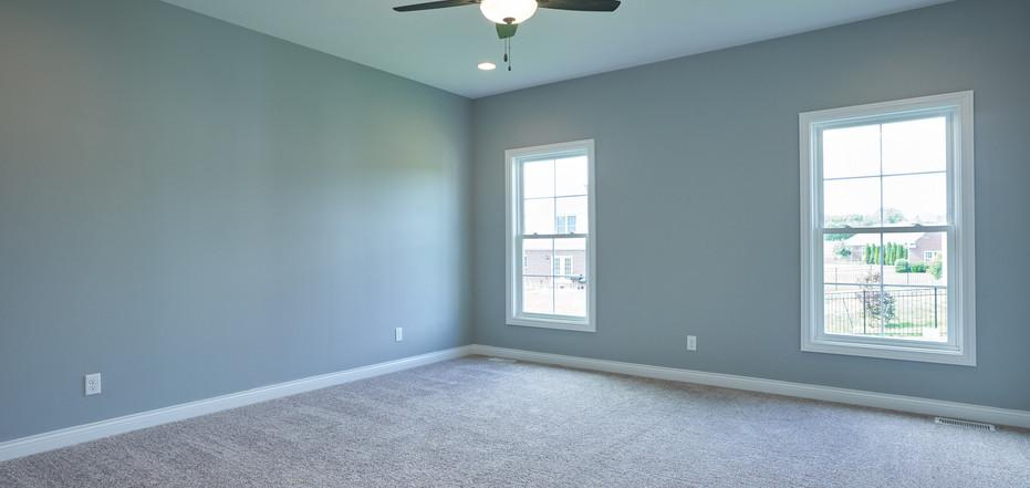 New Home-Empty Bedroom