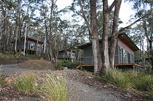 craggy peaks, self contained, cabin, apartment, accommodation, tasmania, east coast, Fingal, st mary's,