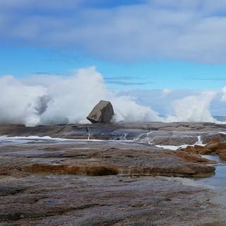 Bicheno Blow Hole