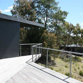 Currawong the Deck