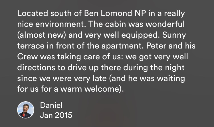 Daniel's review