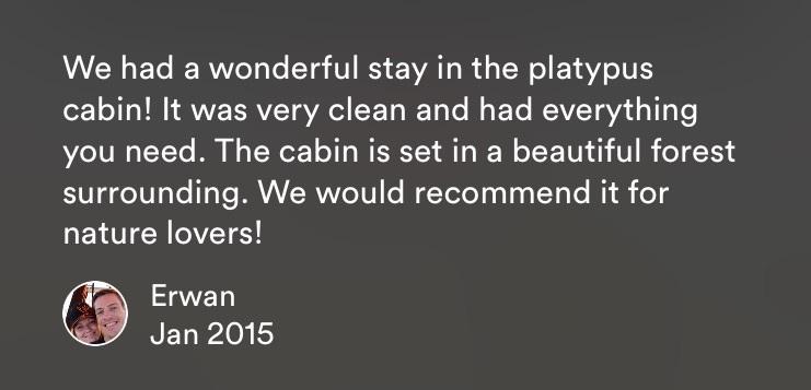 Erwan's review
