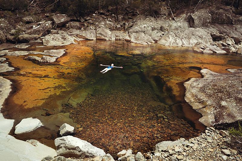 Apsley River Park Waterhole
