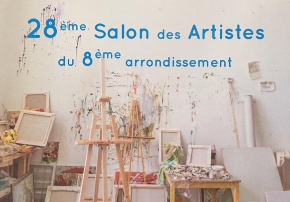28 ème Salon des artistes Paris 8