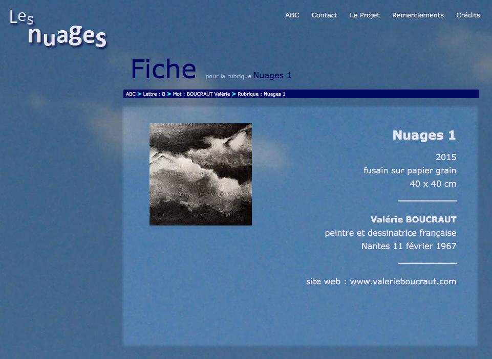 """Site """"Nuages"""""""