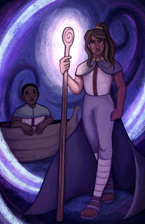 A Wizard of Earthsea 4