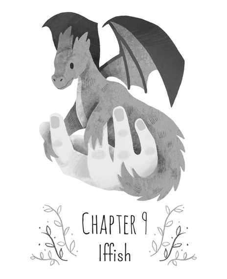 A Wizard of Earthsea - Chapter 9