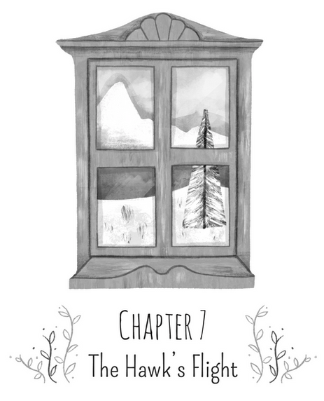 A Wizard of Earthsea - Chapter 7
