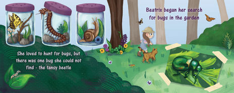 The Bug Hunt- Page 2