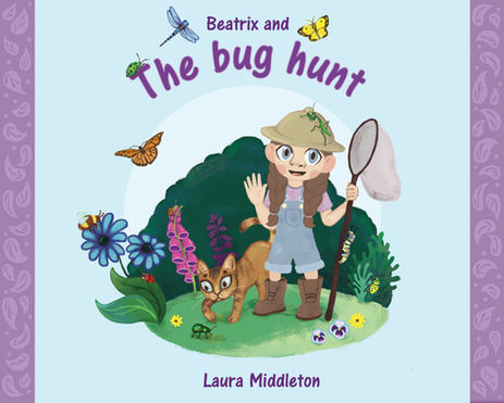 The Bug Hunt- Book Cover