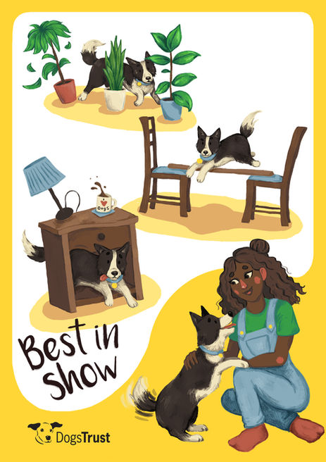 Dogs Trust - Poster