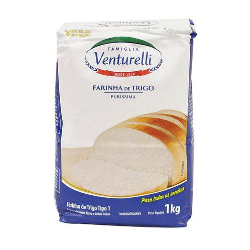 FARINHA DE TRIGO FAMIGLIA VENTURELLI 1 kg